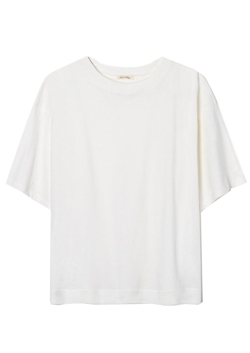 American Vintage Fakobay T-Shirt - White main image