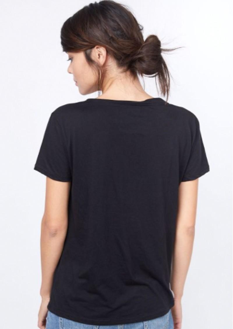 DONT TELL MAMA Serial Chiller T-Shirt - Black main image