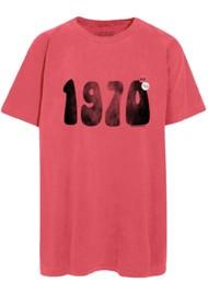 NEWTONE Trucker '1970s' T-shirt - Malabar