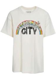 NEWTONE Trucker Detroit T-Shirt - Natural
