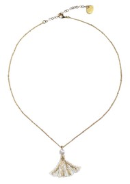 MISHKY Coquille Necklace - Gold