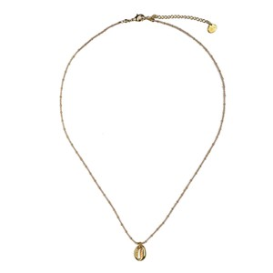 Conchita Shell Necklace - Gold