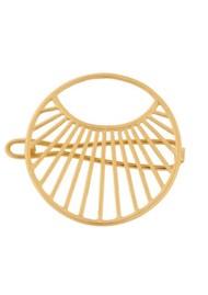 PERNILLE CORYDON Daylight Hair Clip - Gold