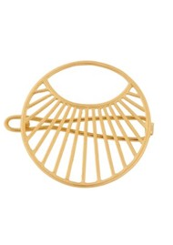 PERNILLE CORYDON Large Daylight Hair Clip - Gold