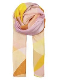 Becksondergaard Becard Sita Silk Scarf - Pink Lavender
