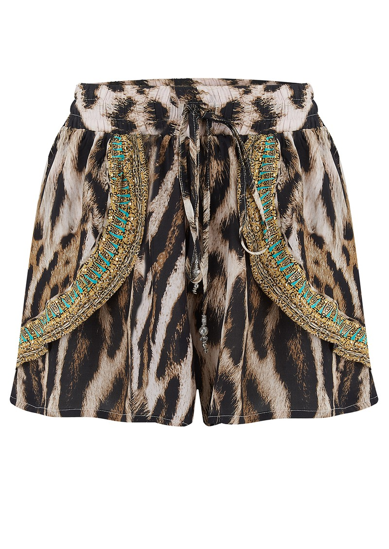 INOA Silk Shorts - Siberia main image