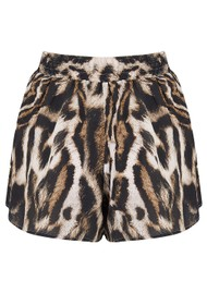 INOA Silk Shorts - Siberia