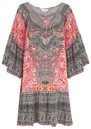 Gypsy Silk Dress - Shiraz additional image