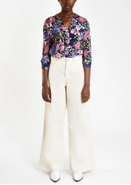 Pyrus Solace Printed Blouse - Girls On Film