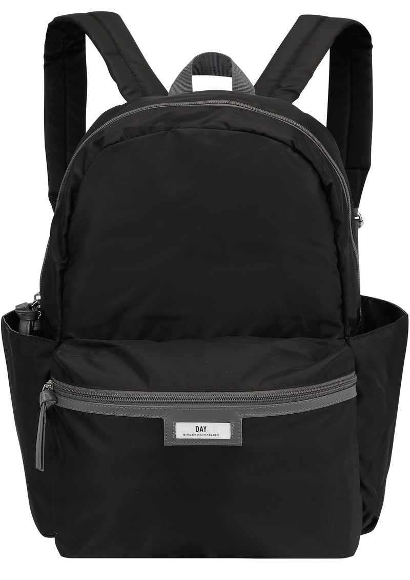 DAY ET Day Gweneth Back Pack - Black & Grey main image