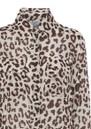 Day Birger et Mikkelsen  Mio Leopard Shirt Dress - Smoke