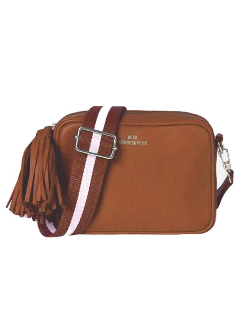 Becksondergaard Lullo Rua Leather Bag - Brownie main image
