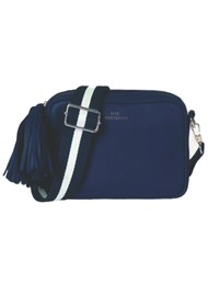 Becksondergaard Lullo Rua Leather Bag - Navy