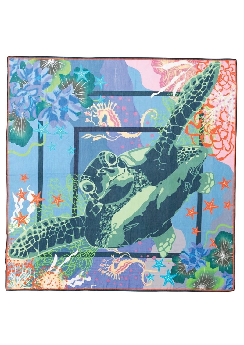Becksondergaard Turtley Sico Scarf - Multi main image