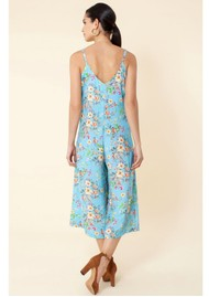 Hale Bob Aria Jumpsuit - Light Blue