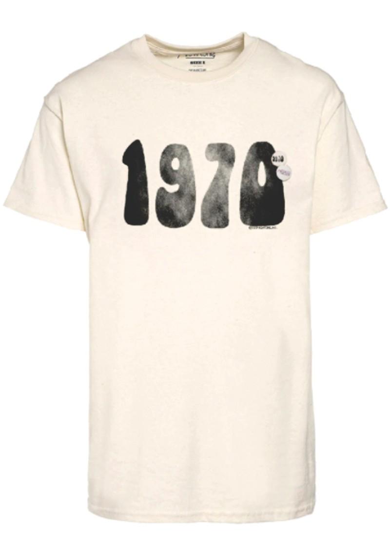 NEWTONE Trucker '1970s' T-shirt - Natural main image