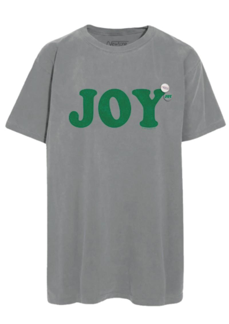 NEWTONE Trucker Joy T-Shirt - Grey main image