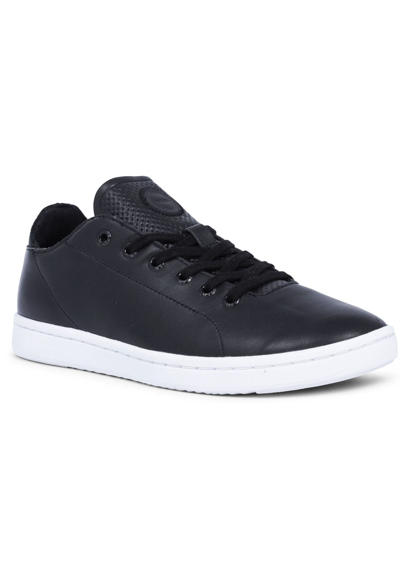 WODEN Jane Leather Trainers - Black main image