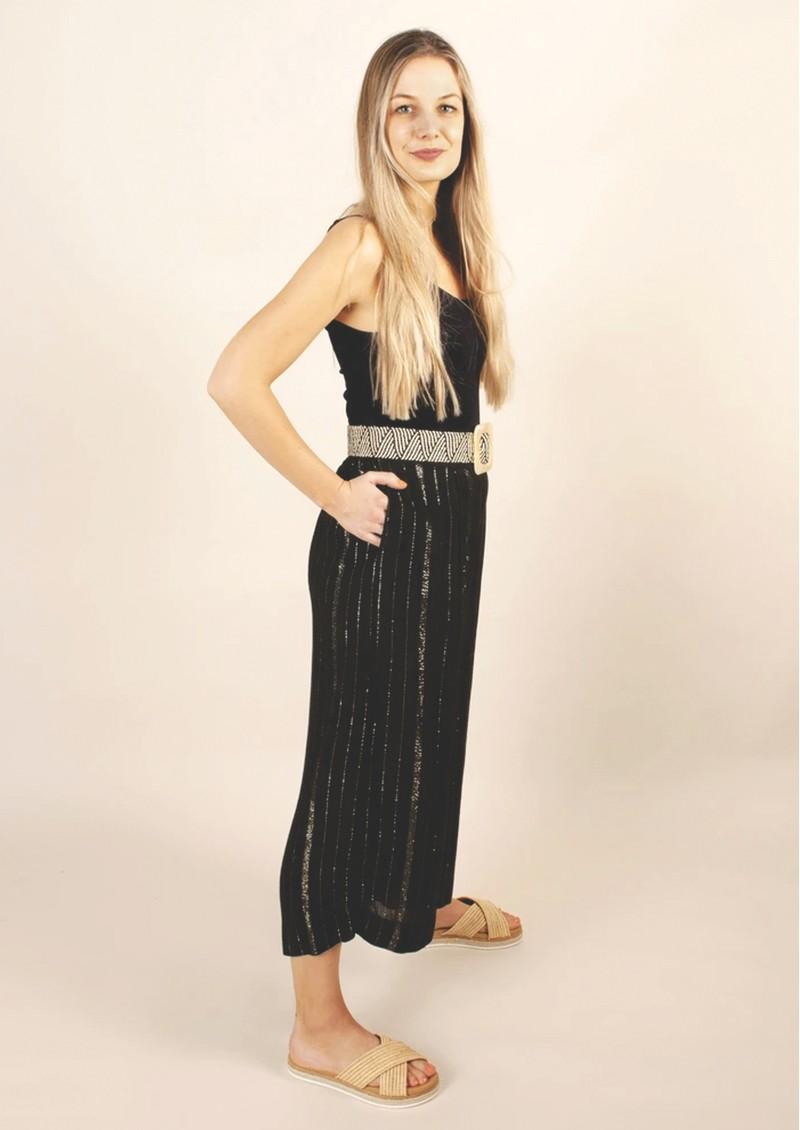 NOOKI Lottie Trouser - Black main image