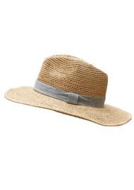NOOKI McKenzie Raffia Hat - Natural