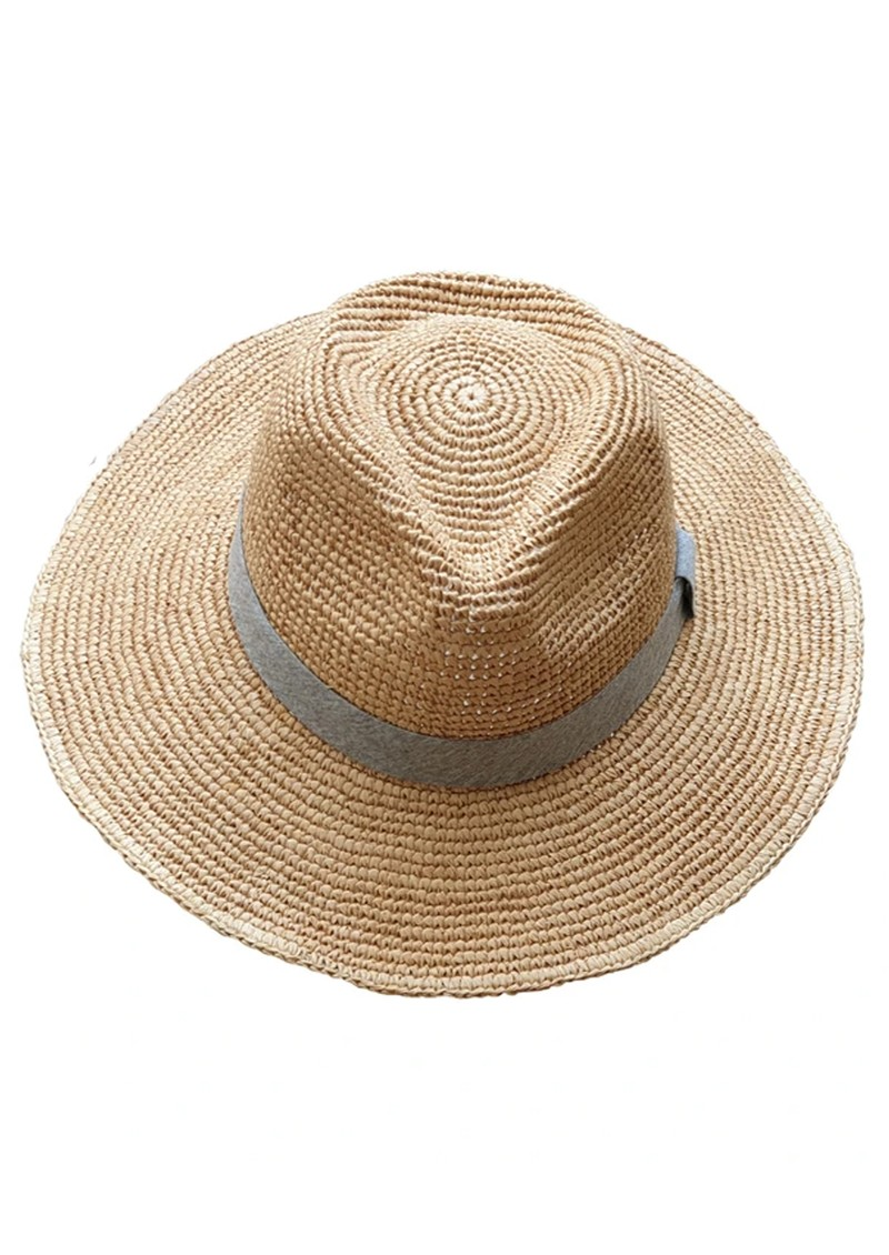 McKenzie Raffia Hat - Natural main image