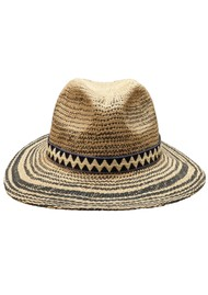 NOOKI Addison Hat - Ikat