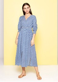 DREAM Roma Dress - Blue