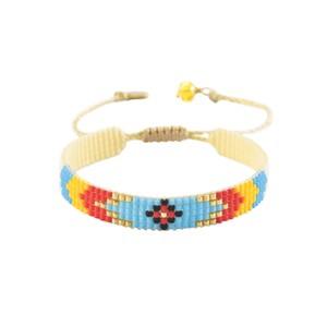 Peeky Narrow Bracelet - Multi Bright