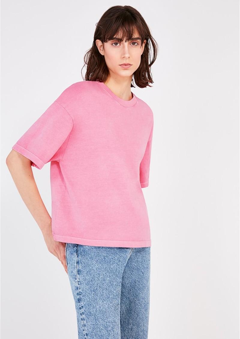 American Vintage Fizvalley T-Shirt - Vintage Bubblegum main image