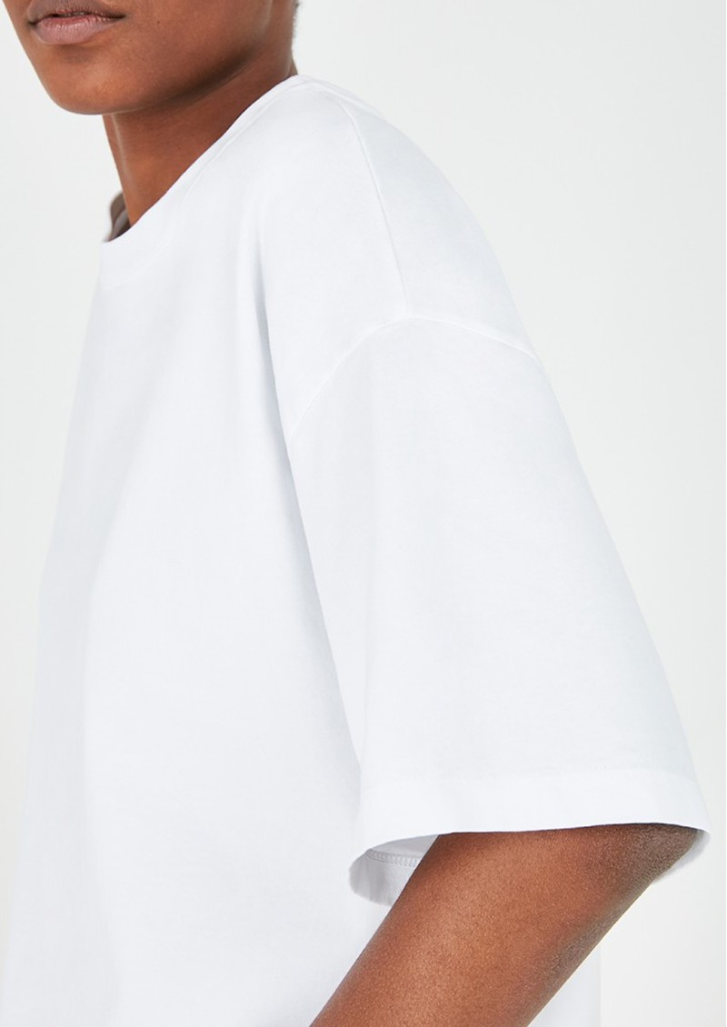 American Vintage Fizvalley T-Shirt - White main image