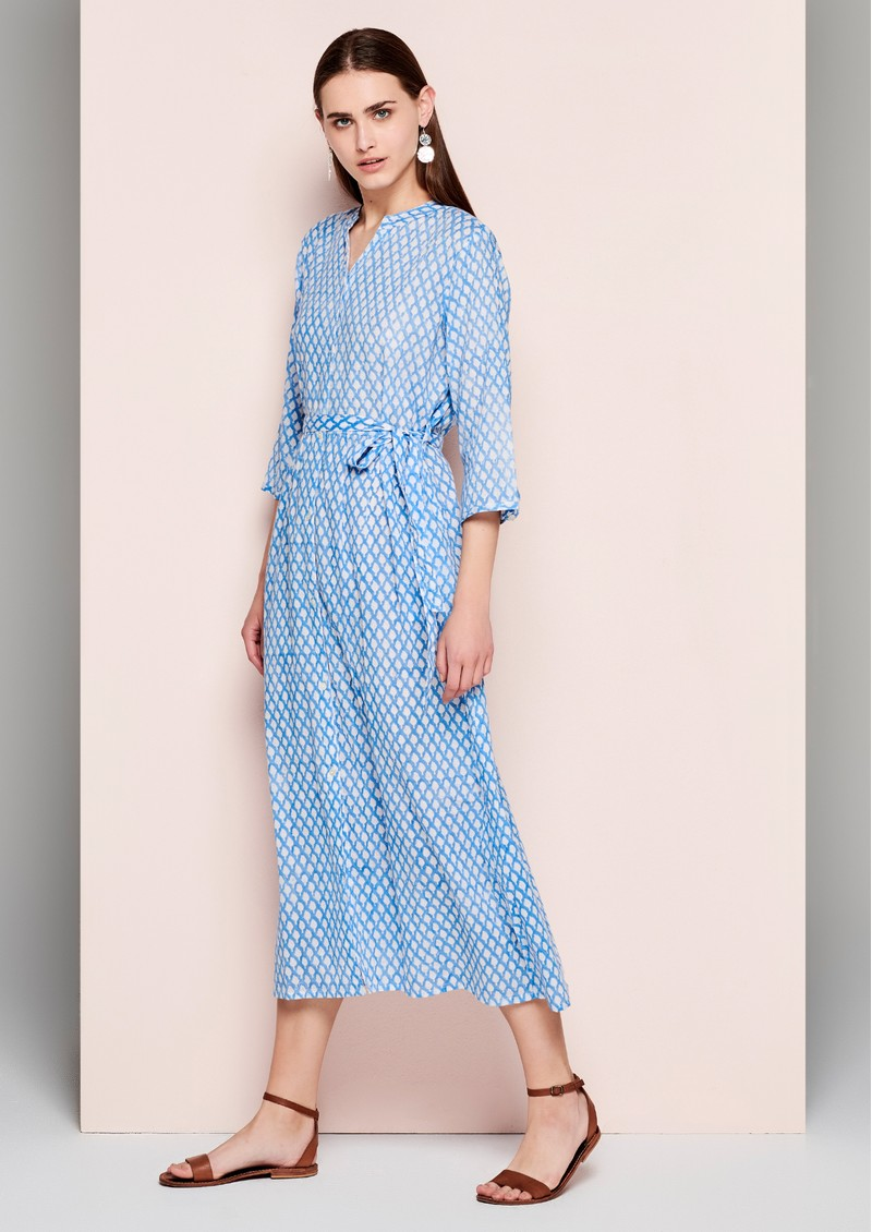 DREAM Dorris Cover Up Dress - Light Blue main image