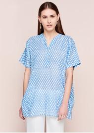 DREAM Cotton Shirt - Light Blue