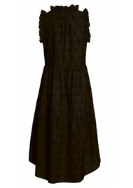 DEA KUDIBAL Brigitta Cotton Dress - Black