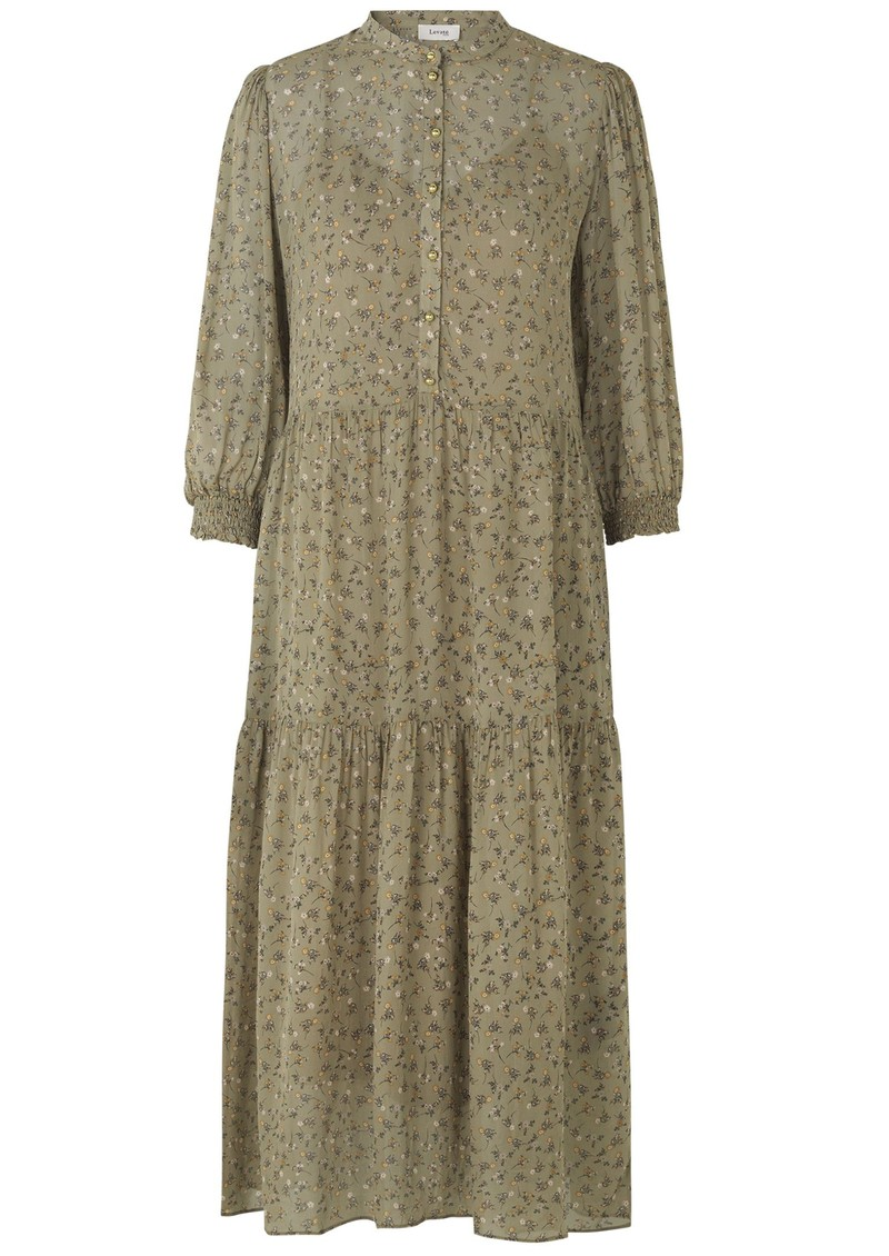 Johanna Dress - Olive main image
