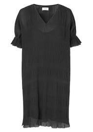 LEVETE ROOM Jalina Dress - Black