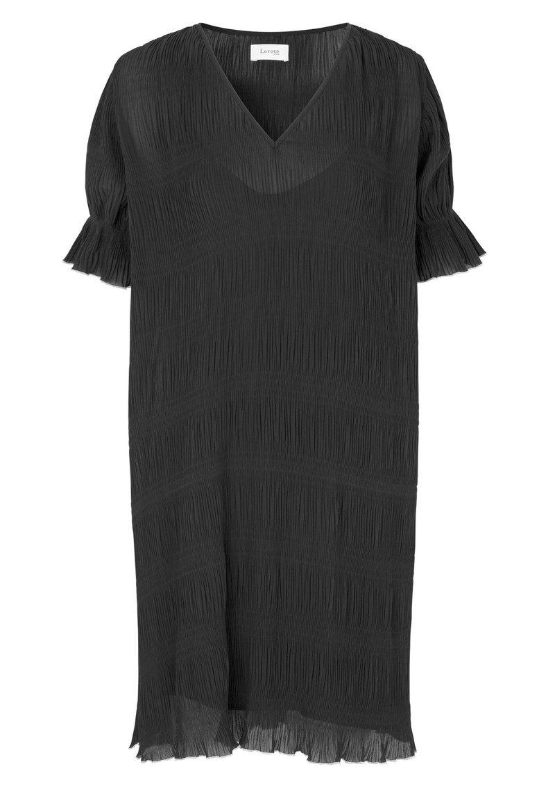LEVETE ROOM Jalina Dress - Black main image