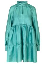 STINE GOYA Jasmine Dress - Aqua
