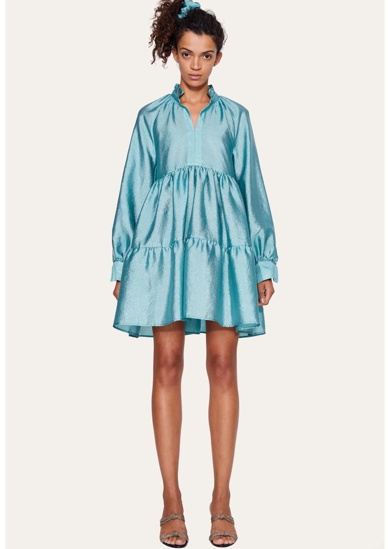 STINE GOYA Jasmine Dress - Aqua main image