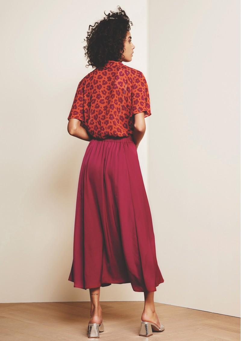 FABIENNE CHAPOT Megan Skirt - Parrot Purple main image