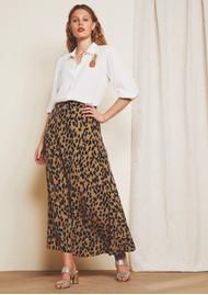 FABIENNE CHAPOT Sina Skirt - Lazy Leopard