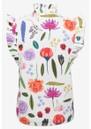 BAUM UND PFERDGARTEN Medora Organic Cotton Blouse - White Hampton