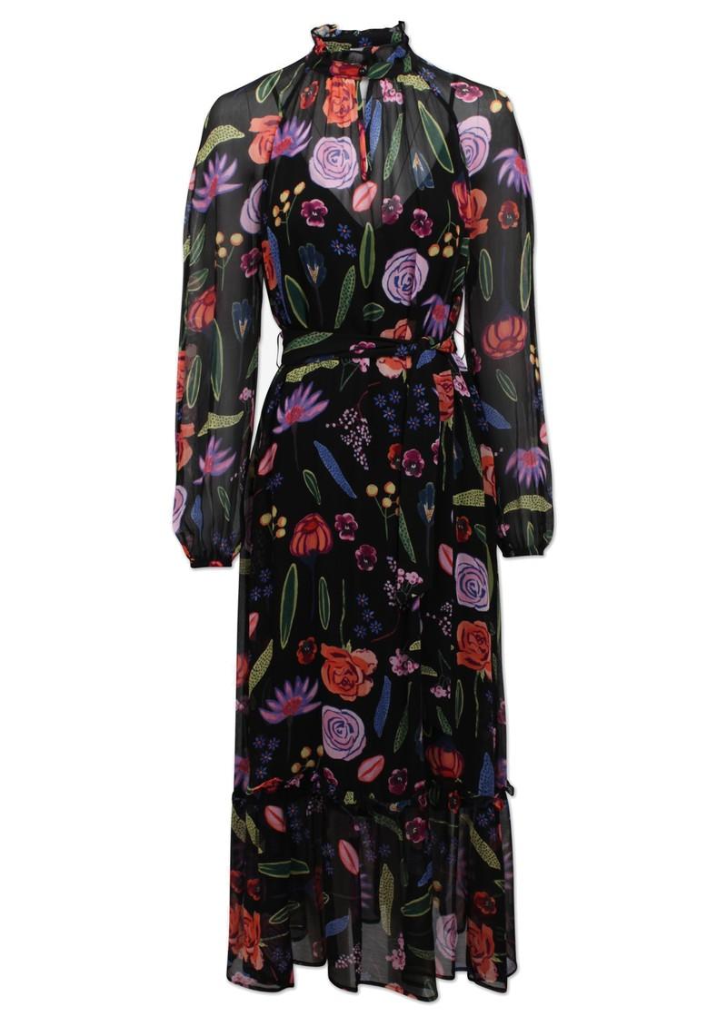 BAUM UND PFERDGARTEN Antoinette Dress - Black Hampton Garden main image