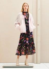 BAUM UND PFERDGARTEN Antoinette Dress - Black Hampton Garden
