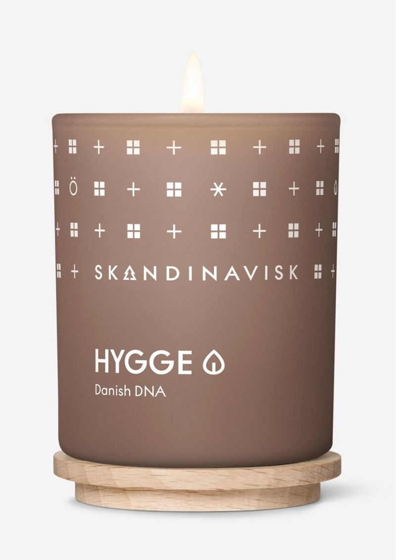 Mini 65g Scented Candle - Hygge main image