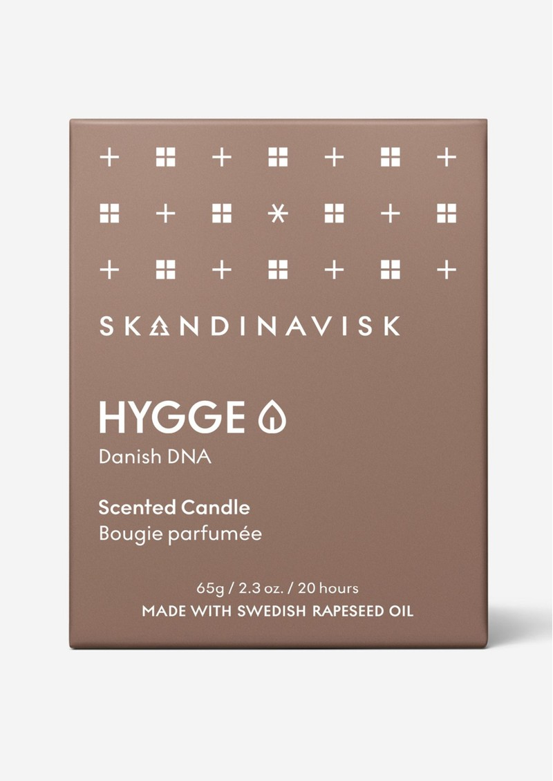 SKANDINAVISK Mini 65g Scented Candle - Hygge main image