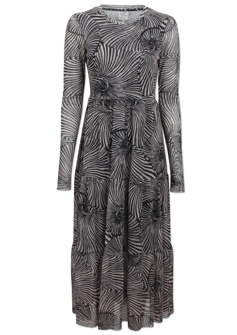 BAUM UND PFERDGARTEN Jocelina Dress - Black Tiger Shell main image