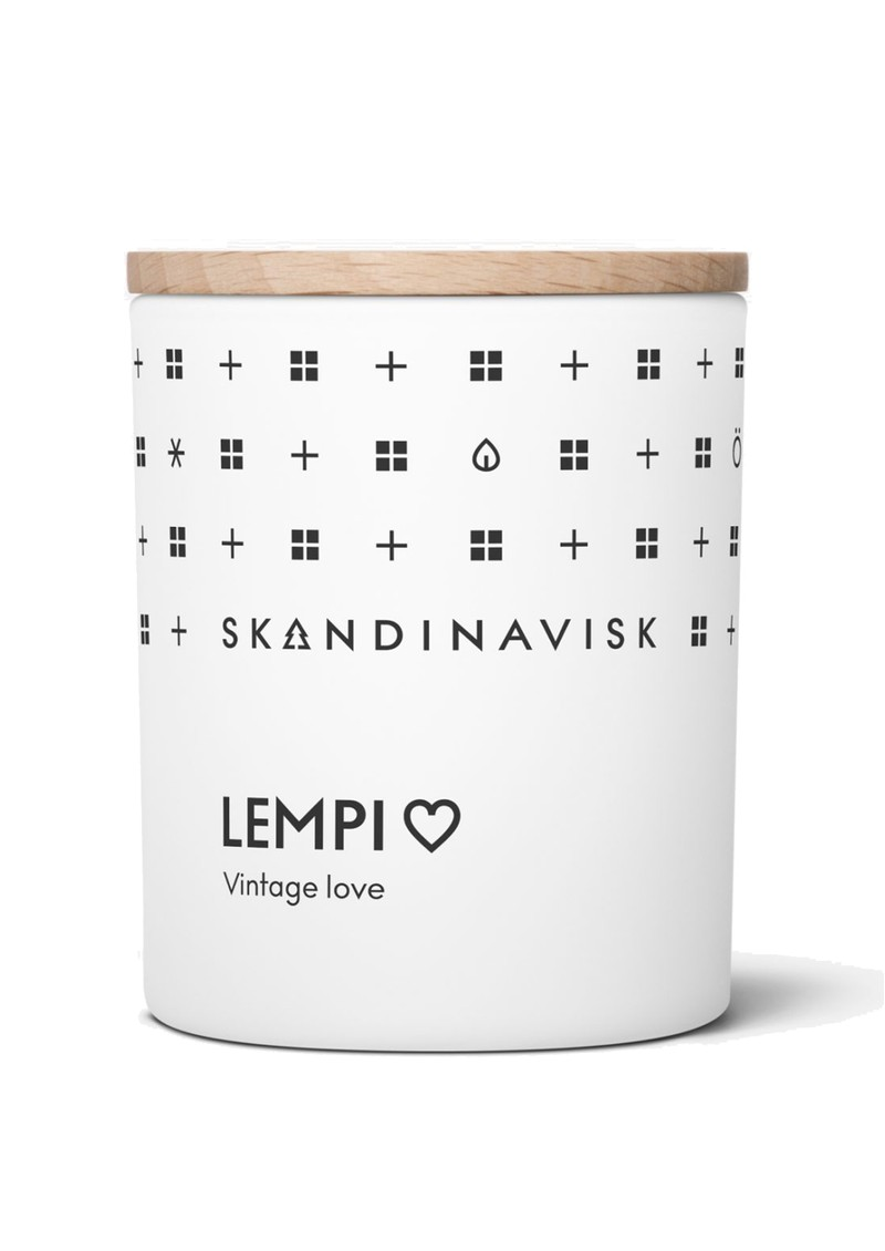 Mini 65g Scented Candle - Lempi main image