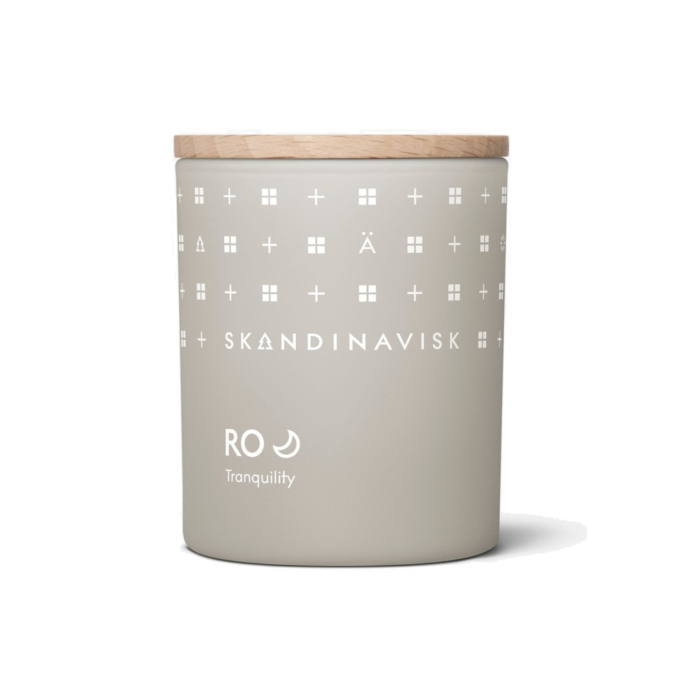 Mini 65g Scented Candle - Ro