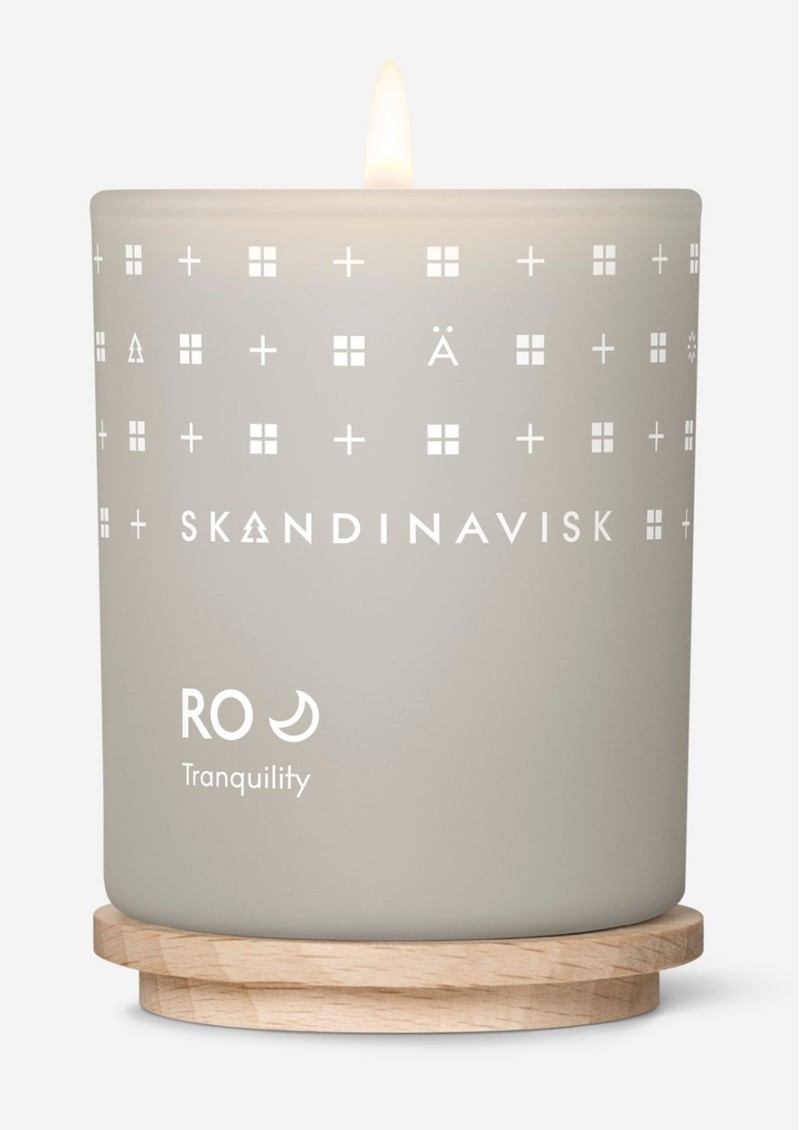 Mini 65g Scented Candle - Ro main image