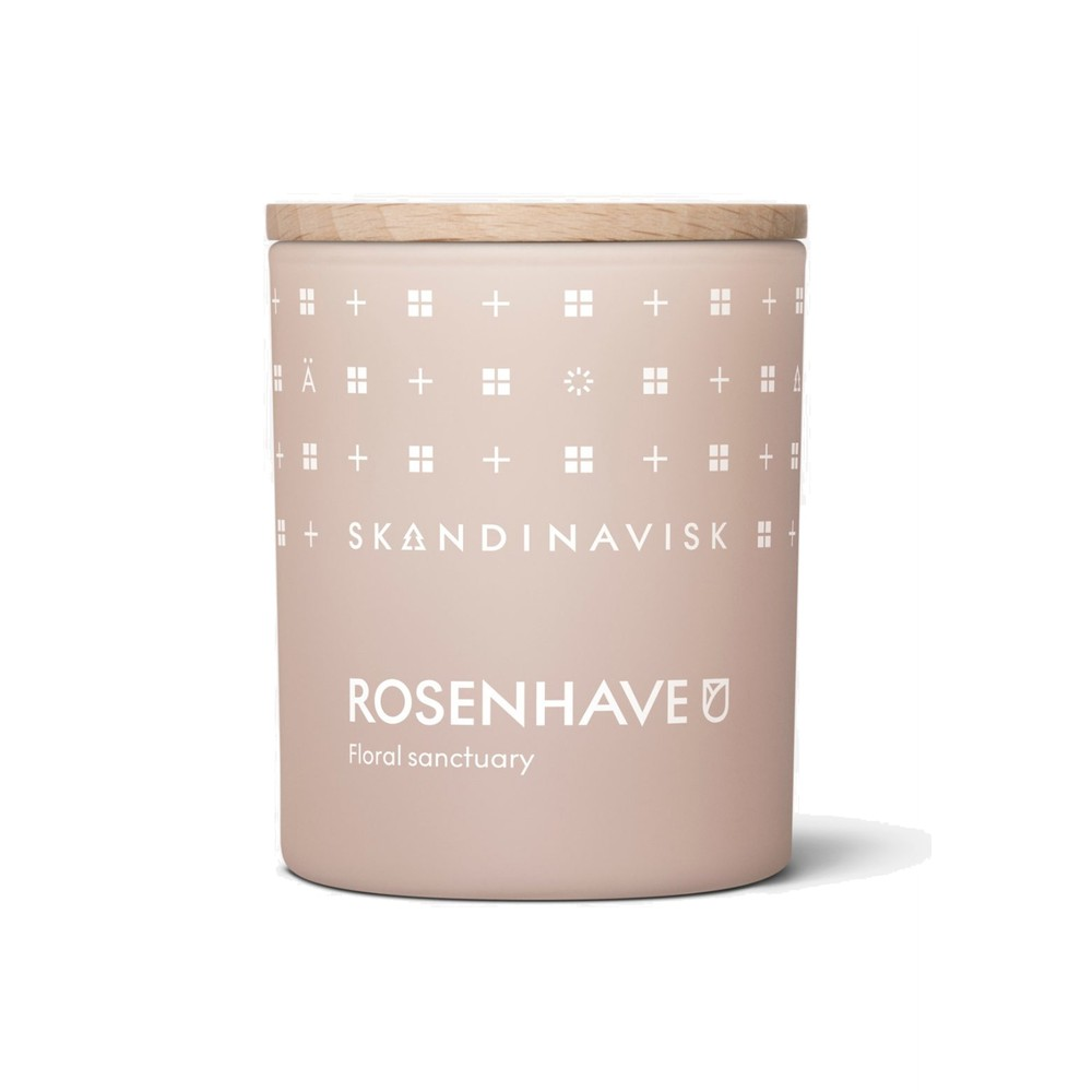Mini 65g Scented Candle - Rosenhave